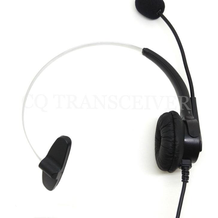 Replacement Mono Telephone Headset RJ9 Crystal Clear Plug for Powertouch 480 480e 480i Telephones i2002 i2004 i2004IP Landline(China (Mainland))
