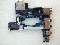 BOARD FOR Dell E6510 USB audio small plates small plates LS-5572P card spot 100% tested