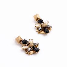 2015 New Earrings Gold Plated Honey Bee Earrings E1685