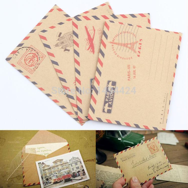 Бумажный конверт Ali-commodity 10