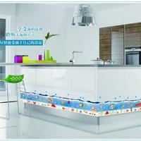 Free shipping removable decor home decorative wall stickers window room decor sea world