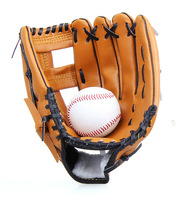 SPORT practice pitcher baseball glove wearable Child Young Adult gift Ball 3color 1pcs free shipping
