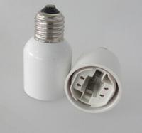 E27 to G24 Lamp holder Converter, LED Light Screw Socket,Free Shipping,10pcs/lot