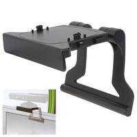 Mini Plastic TV Sensor Mounting Clip for Xbox 360 Kinect