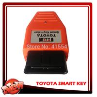 2015 Free Shipping Toyota Smart Key maker 4D chip Toyota Smart Keymaker OBD2 Eobd Key Programmer