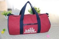 2015 Men And Women Brand canvas Sport Bag Gym Tote High Quality Duffel Travel Bag Duffle Gym Bag bolsas de marca