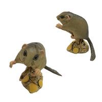 Museum Q Animatales Japanese Harvest Field Mouse Figure