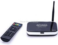 Smart Android TV Box XBMC Quad Core RK3288 Cortex A17 Play Store 2GB RAM 8GB ROM WIFI Full HD 1080P Multi-Lang CS918 Plus 5 pcs