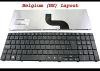 New Laptop keyboard for Acer Aspire 5741 5536 5536G 5738 5810 5810T Black Belgium BE keyboard - MP-09B26B0-6983