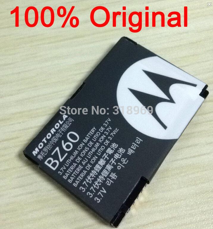 100% Original Battery BZ60 Rechargeable For Cellphone Motorola RAZR V3XX V6 MAXX(China (Mainland))