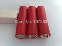 Free shipping 1pc LG HE2 2500mah 35amp e-cig mod replacement battery