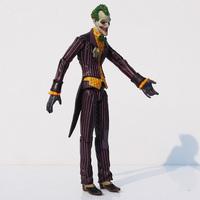 Free Shipping 17cm Batman the Joker PVC Action Figure Collectible Model Toy