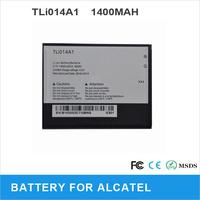 Origianl 1400mAh TLi014A1 Replacement Battery For Alcatel One Touch OT 4010/D OT 4030/D/A OT-4012 OT-5020/D POP Mobile Phone