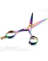 New Diy Hair Cut Scissor Hairdresser Barber Hairdressing Salon Cutting Thinning Stainless Steel Scissors Styling Tools SV18