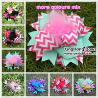 more designs bows hair clips hair bows hair accessory  children accessory clips children hair accessory   christmas bow