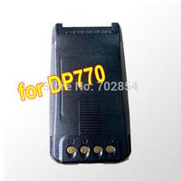 DMR radio 2000mAH LI-ON  battery for KIRISUN DP-770 analog digital GPS walkie talkie use