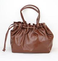HOT! 2015 autumn fashion one shoulder women handbag women leather handbag casual free shipping H075 darkbrown