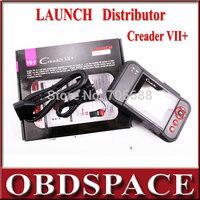 2015 New Released Original Auto Code Reader Launch X431 Creader VII+ Equal CRP123 Creader VII Plus Update Via Offical Website