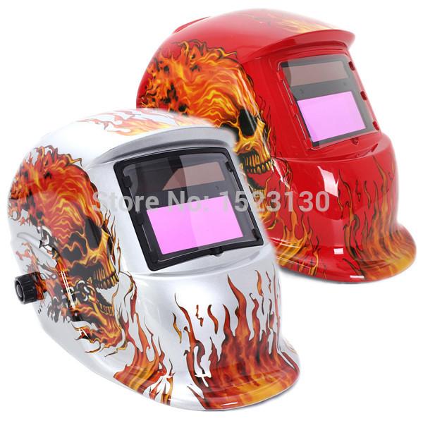 2015 High Quality Solar Auto Darkening Welding Helmet ARC TIG MIG Weld For Welding Grinding Mask(China (Mainland))