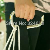 Stroller BIG hook Multi-functional Aluminum Alloy hook single in