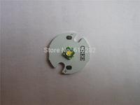 CREE XPE LED White Flashlight Lamp Bead Light Torch Bulb 3.0-3.6V  DIY  10pcs/lot