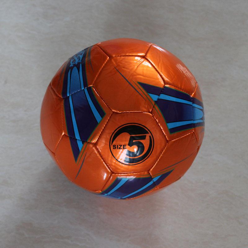 Wholesale free shipping 4 PVC football size 5201 and 8 machine sewing football, # 2 machine stitched soccer(China (Mainland))