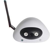 2.0 Megapixel Wireless IR P2P Dome Indoor Wifi Ip Camera for 3.6mm Lens H2.64 Onvif 1080P Audio Camera