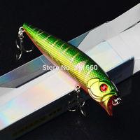"1pc High Quality Fishing lure 0.405oz-11.49g/3.6""-9.15cm Fishaing bait 6# high carbon steel hook fishing tackle"