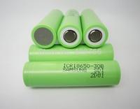 4pcs/lot New Original 18650 Samsung 3000mAh ICR18650-30B Li-ion 3.7v Rechargeable Battery Batteries