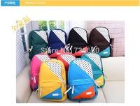 New Hotsale Women   Shoulder Bag  Schoolbag Canvas Backpacks Travel Hiking Bags  backpack