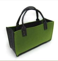 Fashion eco-friendly fashion color block tapirs handbags casual bags shopping bag handbag customize