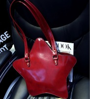women's designer handbag color star shoulder bags makeup bag women messenger bags quality pu leather bag bolsas