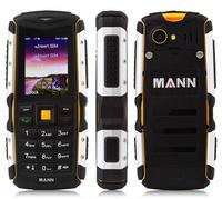 Original MANN ZUG S IP67 Waterproof Mobile Phone Dustproof Shockproof Rugged Outdoor Cell Phones 2.0MP Camera Bluetooth