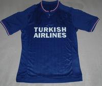 New Arrival 2015 2016 Chelsea Soccer Jersey 15 16 Home IEGO COSTA FABREGAS Jersey OSCAR Away White DROGBA 3RD Black Soccer Shirt