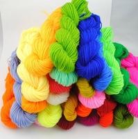 Wholesale! Acrylic crochet yarn  thread to knit  baby knitting crocheting sweater yarn healthy fashion Silk 10pcs 350g/lot