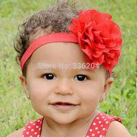 U Pick Wholesales Baby Large Hollow Flower Headband mix 10 color