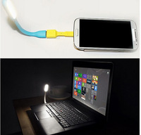 10 pieces  new design gadget USB led light for computer laptop cellphone free shipping by China Post