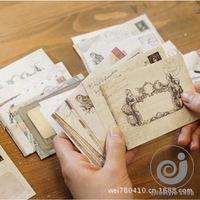 30pcs/много классических фильмов пост Открытка открытка chrismast карты рождения карты Подарочные карты