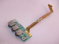 for Dell Studio 1735 1737 Genuine Audio Mic Sound Port Board 100% tested OK
