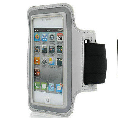 for iPhone 4S 4G 4 Sports Armband Workout Gym Running Armbands Arm Strap Case Holder for iPhone 4 4S 4G Adjustable Tune Belt(China (Mainland))