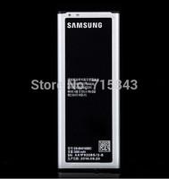 SW Free Shipping! For Samsung NOTE4/N9100/N9108V/N9106W/N9109W High Capacity Battery 3000mAh 4.4V EB-BN916BBC High Quality