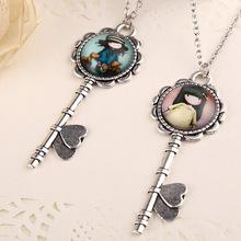 Vinstage Gorjuss Key Statement Necklaces Children Girls Kids Gift Jewelry 24 styles Choose