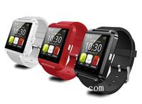 Bluetooth Smart Watch Anti-Lost Wrist Watch U80 U Watch for iPhone  Samsung  HTC Android Phone Smartphones