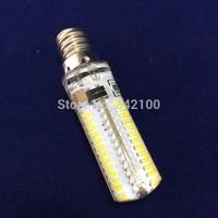 50X High Power SMD3014 9W 104LED 110V 220V 230V 240V E12/E17 LED Lamp led light silicone LED Bulb Lamps