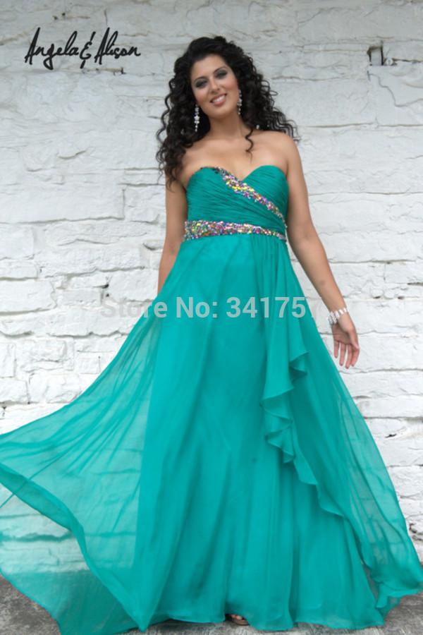 Size 22 Long Prom Dresses