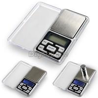 Mini Electronic Digital Jewelry weight Scale Balance Pocket Gram LCD Display Factory price 200g x 0.01g SV24 SV007238
