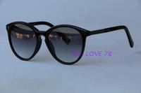 Cat-eye small box sun glasses ent for rac te1fs 807vk general sunglasses black