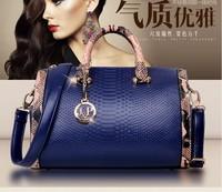 women handbag Brand Big Fashion genuine leather bag ladies Serpentine Shoulder bag handbags famous brands women messenger bags