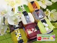 Thailand handmade soap wash bath skin beauty white skin soap Take a shower supplies