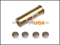 12 GAUGE 12 GA Cartridge Laser Bore Sighter Boresighter Red Sighting Sight Boresight Red Copper 12GA Shotgun FREE Shipping